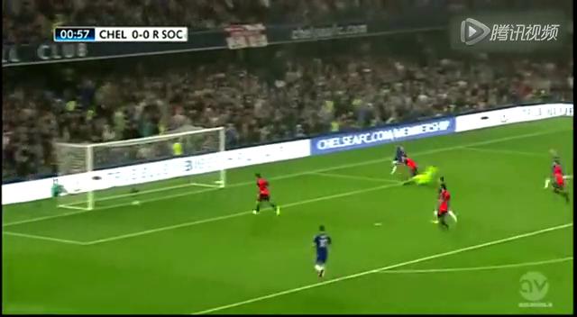 【集锦】热身赛:切尔西2-0皇家社会 科斯塔7分钟2球截图