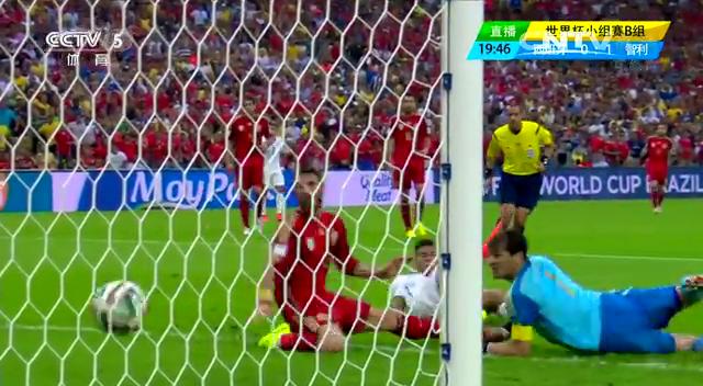精华集锦:西班牙0-2智利 2负提前出局截图