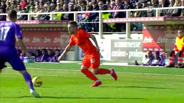 【集锦】佛罗伦萨3-2亚特兰大 迪亚曼蒂破门助逆转截图