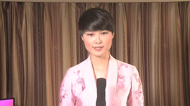 李宇春在2015QQ音乐年度盛典等你截图
