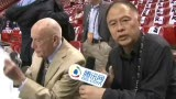 视频:前线采访传奇教练 詹姆斯心态决定一切