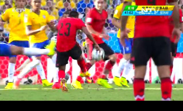 【墨西哥集锦】巴西0-0墨西哥 门将奥乔亚一战封神截图