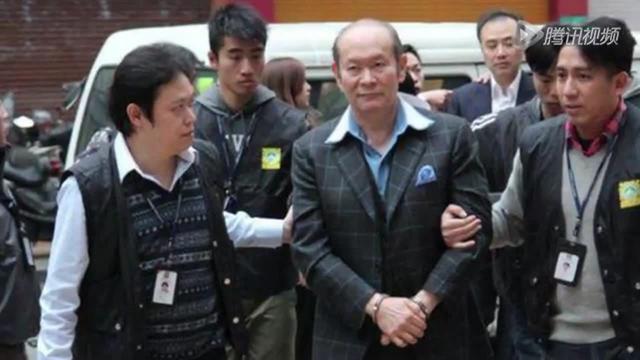 赌王何鸿燊侄儿被押往检察院  涉嫌操控卖淫集团截图