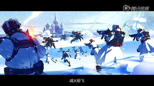 暴雪最新游戏《守望先锋》宣传片截图