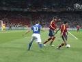 [超清]意西中场寸土必争 激烈拼抢逼近意大利球门