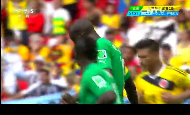 【科特迪瓦集锦】哥伦比亚2-1科特迪瓦截图