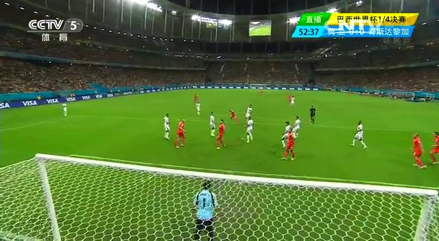 全场集锦:荷兰0-0哥斯达黎加 点球4-3取胜截图