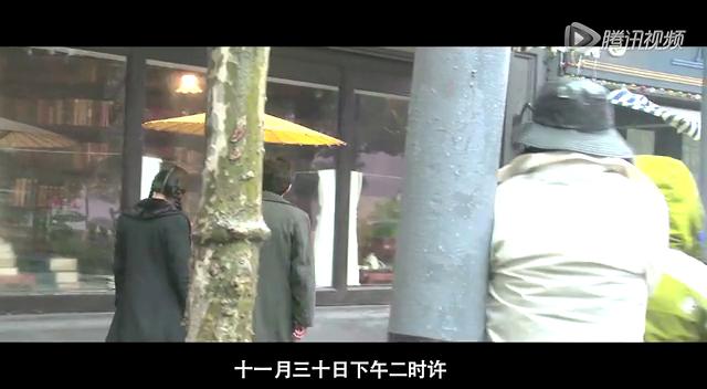 《黄金时代》冯绍峰特辑 曝光拍摄艰辛历程截图