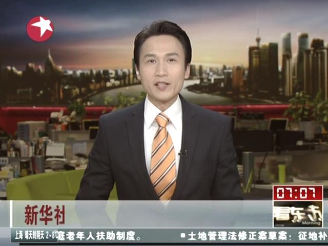 新华社推出张德江 俞正声人物特稿截图