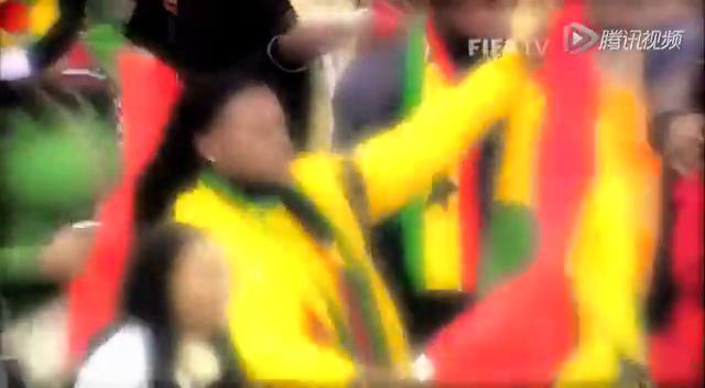 2010南非世界杯经典之战:乌拉圭点球战淘汰加纳截图