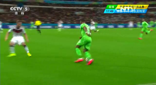 精华集锦:德国2-1阿尔及利亚 许尔勒建功截图