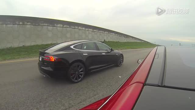 新款Model S起步速度秒杀旧款截图