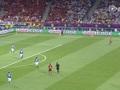 [超清]西班牙前场写意配合 小法停球失误丢良机
