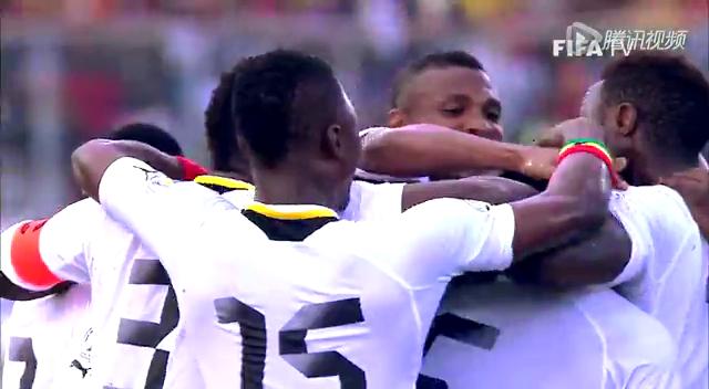 世界杯32强加纳概念宣传片 非洲雄鹰展翅高飞截图