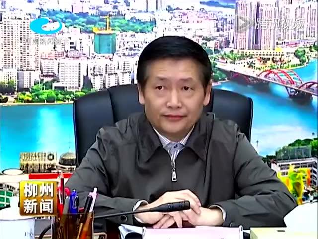 广西柳州市长肖文荪落水死亡