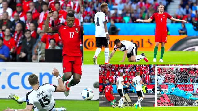 【战报】葡萄牙0-0平奥地利