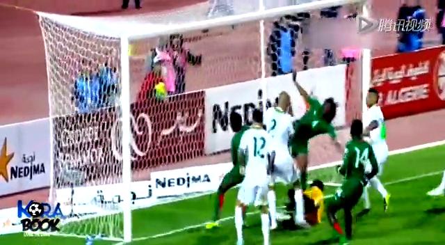 全场集锦:阿尔及利亚1-0惊险晋级 非洲区五强诞生截图