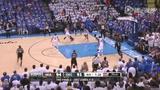 视频:总决赛Ⅱ 詹姆斯关键时刻跳投打板命中