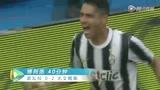 进球视频:尤文空袭诺瓦拉 博列洛头球破城池