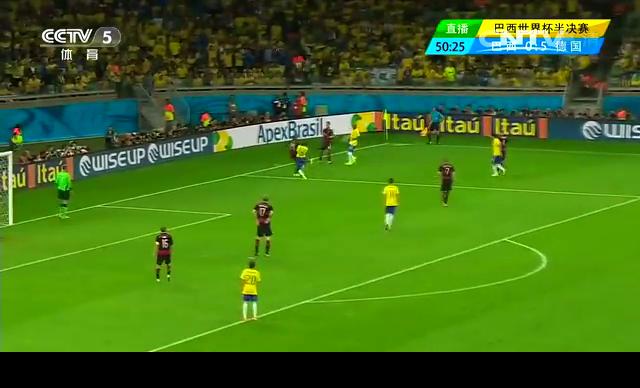 【扑救】巴西队右路获机会 诺伊尔小角度封堵截图