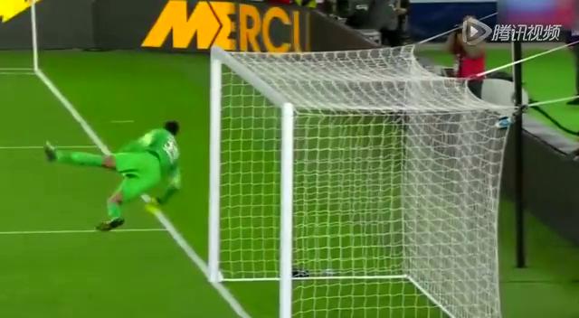 【集锦】巴黎1-1摩纳哥 卢卡斯建功难换胜利截图