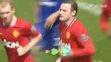 进球视频:鲁尼头球扳平比分 成曼联历史第四