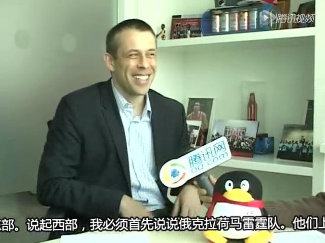 腾讯专访NBA中国CEO 新赛季更多新合作