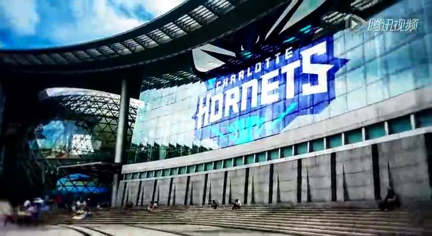 视频-2015NBA国际赛黄蜂队宣传片 乔丹出境!截图