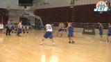 林书豪训练营对抗赛 哈尔滨篮球少年展现惊人天赋