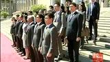 李克强举行仪式欢迎新加坡总理访华