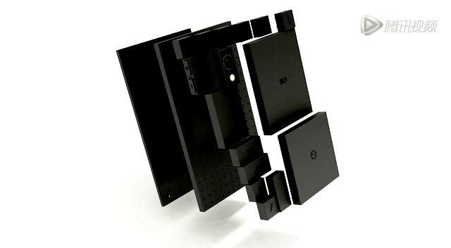 摩托罗拉模块化智能手机截图