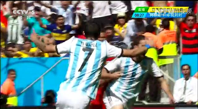 梅西再展球王视野 阿根廷独门暗器终爆发截图