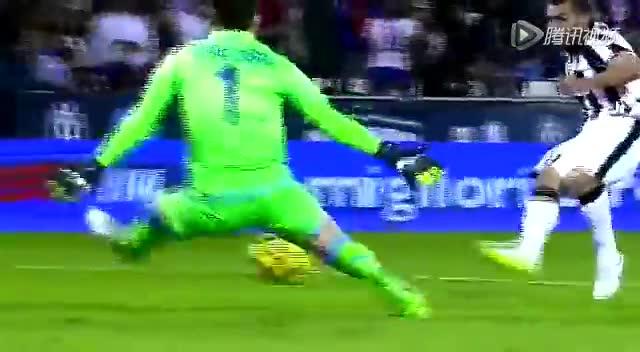 【集锦】那不勒斯8-7胜尤文 史上第2次捧起意超级杯截图