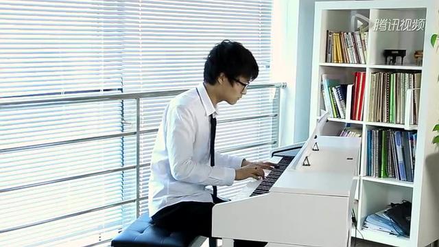 一次就好 钢琴版 夏洛特烦恼 插曲 截图