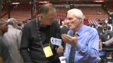 视频:腾讯专访名人堂教练 尤因恩师点出关键