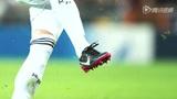 足球教学课 民间高手教你如何踢出贝尔式旋转球