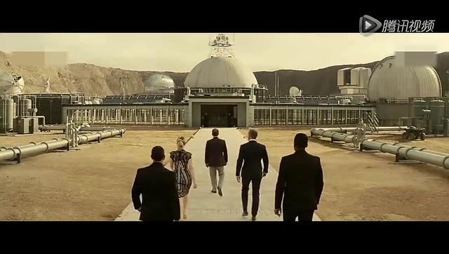 《007:幽灵党》终极预告片截图