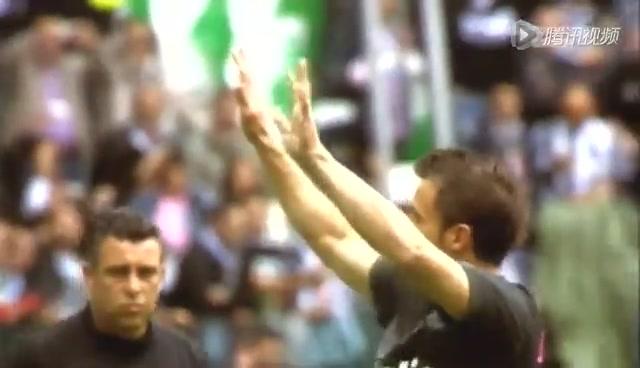 视频:皮耶罗尤文最后的一年 戳中泪点的时刻