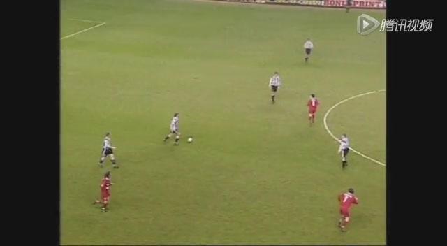 视频:英超经典回顾 福勒绝杀利物浦4-3纽卡