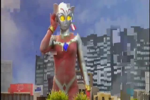 奥特怪兽拟人化计划