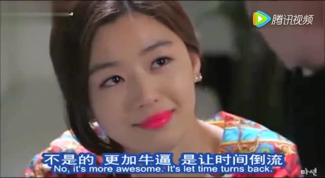上海话版《来自星星的你》之我欢喜撒无
