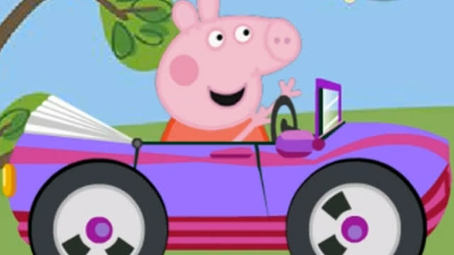 月鼓解说:小猪佩奇 粉红猪小妹