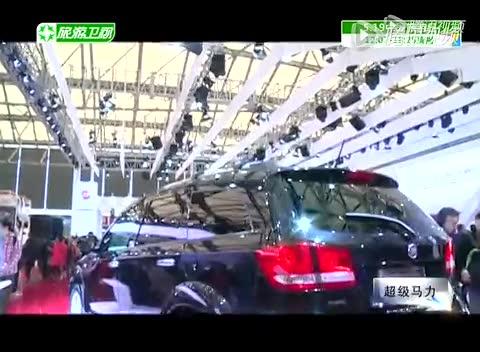 2013第十五届上海国际车展盘点 超级SUV榜广汽菲亚特 菲跃3.6L截图