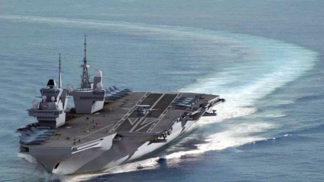这个被遗忘的军事大国!不仅拥有核弹头,航母也是世界级的。