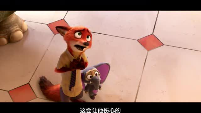 《疯狂动物城》精彩片段 看狐狸怎么在大象冷饮店骗吃骗喝