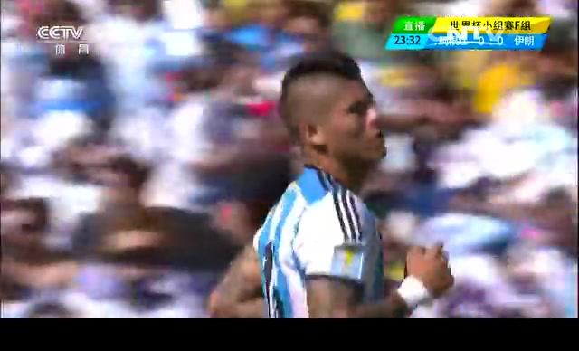 【阿根廷集锦】阿根廷1-0伊朗 梅西加时世界波绝杀截图