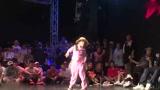 7岁中国萝莉街舞大赛一鸣惊人,现在的孩子都太可怕了,厉害!