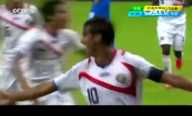 【进球】鲁伊斯门前推射 皮球慢速滚入球门截图