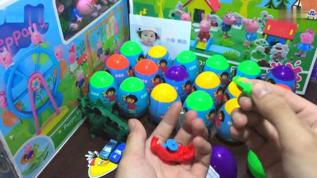 小猪佩奇视频玩具总动员过家家-腾讯玩具视频陆双v视频图片