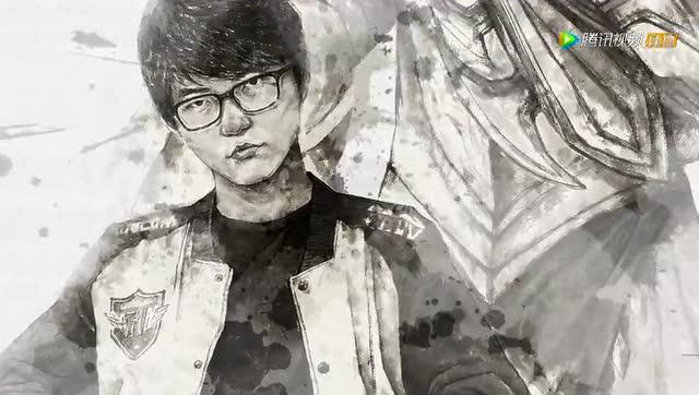 英雄联盟水墨古风宣传片 卡特化身帅气女侠士截图